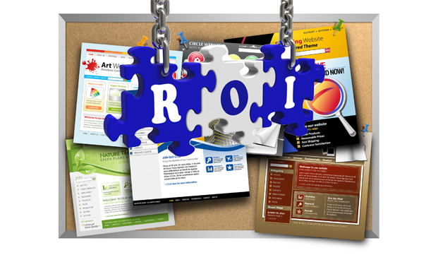 web design roi